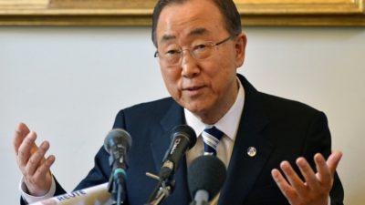Генсек ООН призвал спасать мигрантов из Юго-Восточной Азии