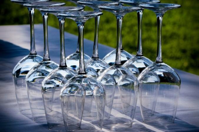 Бокалы, стаканы, рюмки…