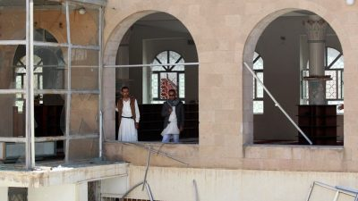 Число жертв в Йемене возросло до 142 человек