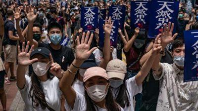 После Гонконга Китай захочет подчинить Тайвань, считает политолог Кембриджского университета
