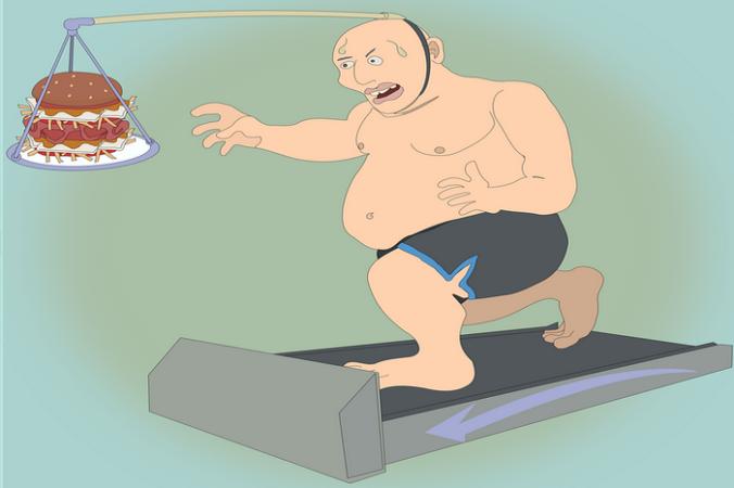 Как похудеть без диет и голодания