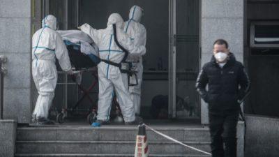 Главный медицинский консультант Китая по Уханьской пневмонии тоже заразился. Через слизистую оболочку глаза!