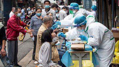 Январское число заражённых COVID-19 в Китае в 37 раз превышало официальные цифры, предполагает исследование