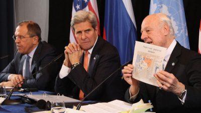 Сирия: перемирие не коснётся ИГ