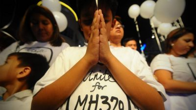 Исчезнувший малазийский «Боинг»: за год не найдено ни одного обломка