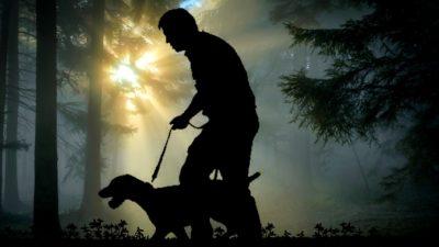 18 дней пенсионер с преданной собакой блуждал по тайге. Жарили мышей и спали в шалаше, чтобы выжить