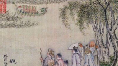 Праздник драконьих лодок. Легенды и традиции