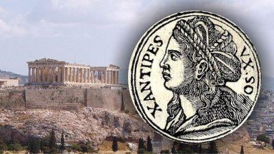 Ксантиппа — жена Сократа