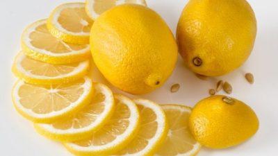Просто добавь лимон