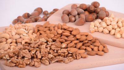 Правильное питание: девять лучших для здоровья видов орехов