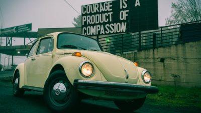 Новый Volkswagen Tiguan — современный и практичный автомобиль