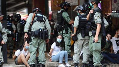 Китай может наказать любого человека в мире с помощью закона о национальной безопасности Гонконга?