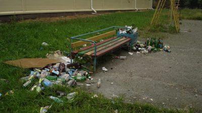 Мама увидела в соцсетях фото 14-летнего сына, разбросавшего мусор, и радикально занялась его воспитанием
