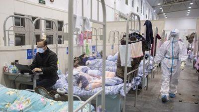 «Оговорка» официальных СМИ Уханя указала на ложные данные о числе заразившихся новым коронавирусом