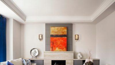 Элегантный современный дизайн добавит дому тепло и комфорт