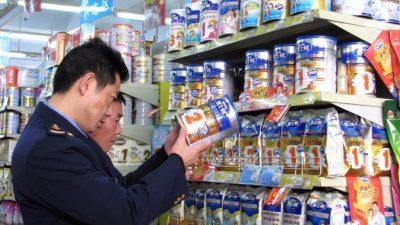 Китайцы не доверяют качеству продуктов собственного производства
