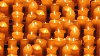 Свечи — предки современных светильников