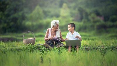 Учиться вместе с детьми: истории из Древнего Китая