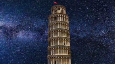 Слава благодаря ошибке: причины наклона знаменитой Пизанской башни