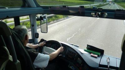 Шутка водителя автобуса (и пара счастливых случайностей) спасла жизнь его жене