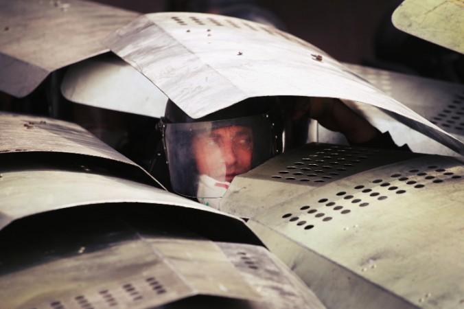 Донецк, Украина. Кровопролитие уже началось. Не хотелось бы видеть, что оно может перерасти во что-то большее. Фото: Scott Olson/Getty Images | Epoch Times Россия