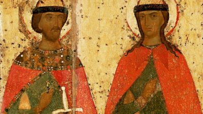 Гордость российской истории. Как Борис и Глеб уважали своего старшего брата несмотря ни на что