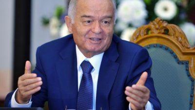 Ислам Каримов –– «старый» новый президент