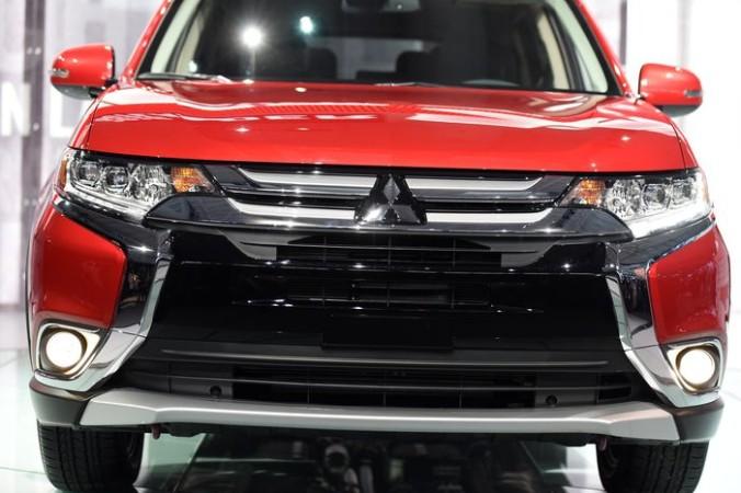 В Москве электромобили Mitsubishi будут работать парконами