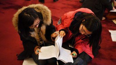 Китай — крупнейшая тюрьма в мире для журналистов, по данным организации «Репортёры без границ»