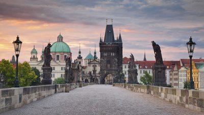 Прага — один из красивейших городов Европы