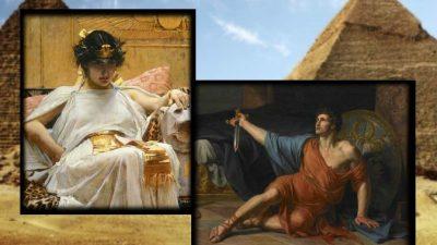 Загадка древности: поиски потерянной могилы Антония и Клеопатры