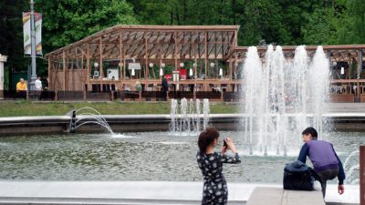 Москва: отдыхаем с пользой для тела и без вреда для кошелька