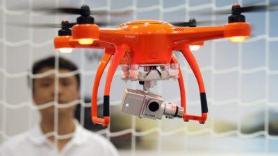 В Петербурге установили глушилки для дронов