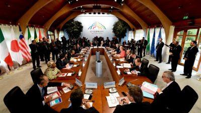 Почему санкции G7 направлены в основном на чиновников
