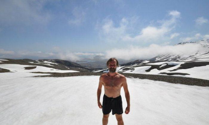 Вим Хоф (Enahm Hof / www.Icemanwimhof.com) | Epoch Times Россия