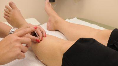 Акупунктура может снизить артериальное давление на месяц
