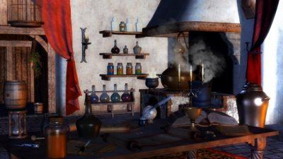 Мистические корни алхимии в древнем Египте, Китае и Индии