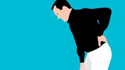 Как позаботиться о своей спине в офисе
