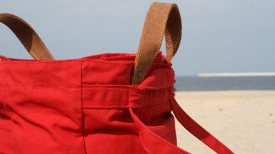 Пляжные сумки: особенности и модели