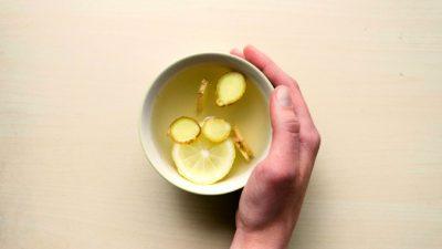 Самое время для чая с имбирём