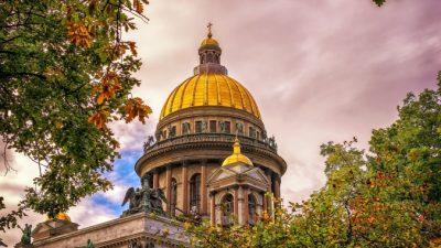 Интересные сады Санкт-Петербурга