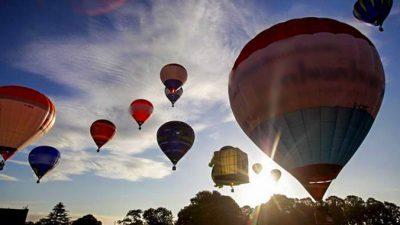 Ярославская область приглашает на фестиваль воздухоплавателей