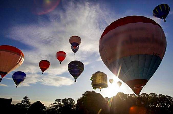Воздушные шары. Фото: Matt Cardy/Getty Images   Epoch Times Россия