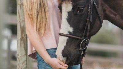 Волонтёры думали, что лошадь уже сдохла. Как вдруг заметили, что она дышит