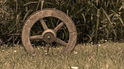 Колесо — революционное изобретение