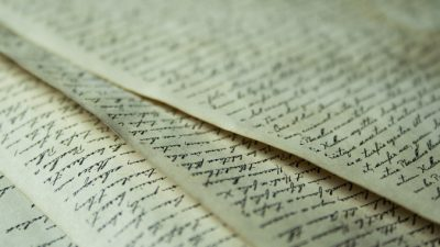 Дети пишут Богу. Посмотрите на их записи