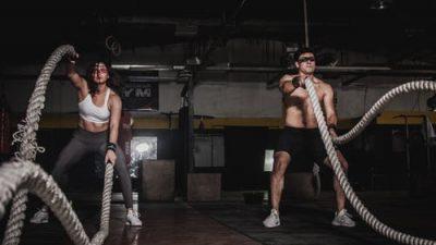 Кроссфит — идеальный фитнес