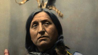 Индейцы приехали в Америку с Ближнего Востока?