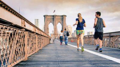 О чём думают люди во время бега?
