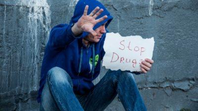 Парень отказался от наркотиков, и через три месяца поразился результату